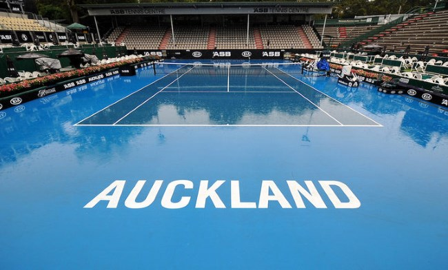 ASB Classic encompasses both the Women's WTA Auckland Open and the Men's ATP Auckland Open