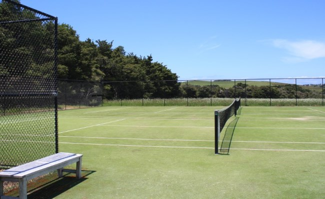 There is ever something exciting taking place in the local tennis scene in New Zealand