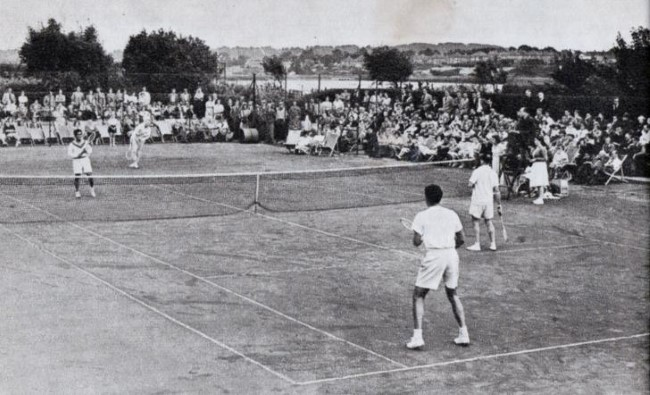 TNZ then went one of the key players in the formation of the Oceania Tennis Federation
